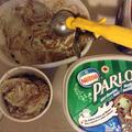 Parlour mint chocolate icecream