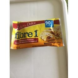 Fibre 1 Delights Cinnamon Bun Flavour