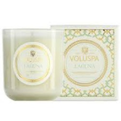 Voluspa Laguna candle