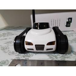 EchoAcc WiFi Tank i-Spy Toy Car with Camera Remote Control
