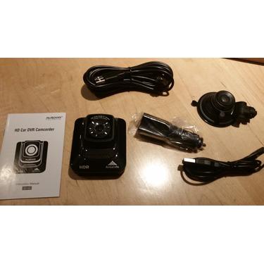 AUSDOM AD282 Dash Cam Car Recorder Full HD 1080P
