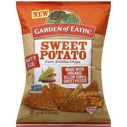 Garden of Eatin Sweet Potato Corn Tortilla Chips