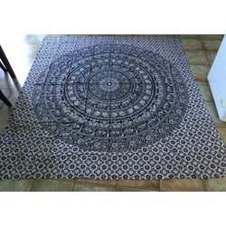 Handicrunch Popular Handicrafts Black & White Tapestries