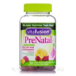 Vitafusion prenatal gummies