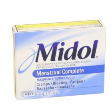 Midol Extra Strength