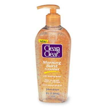 Clean & Clear MORNING BURST® Facial Cleanser