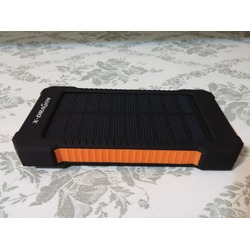 X-DRAGON 10000mAh Portable Solar Charger Power Bank