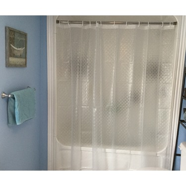 Volador 3D Effect Shower Curtain Reviews In Misc