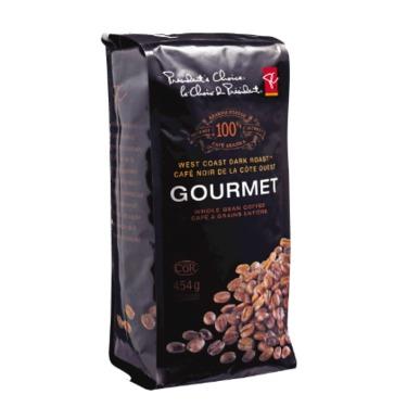 PC West Coast Dark Roast Coffee Beans