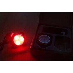 Arespark LED Rechargeable Bike Light Set