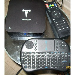 S1 Amlogic S805 Quad Core Xbmc TV Box