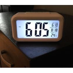 Arespark Silent Digital Morning Clock