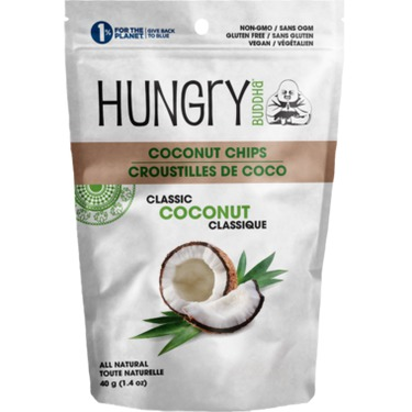 Hungry Buddha Classic Coconut Chips