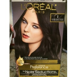 L'Oreal Superior Preference Les Noirs Seductions