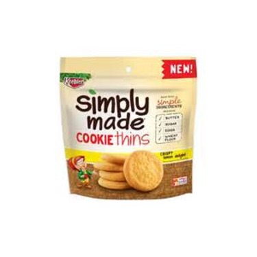 simply made cookie thins