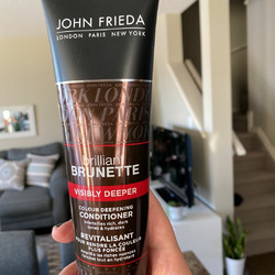 John Frieda Brilliant Brunette Visibly Deeper Conditioner