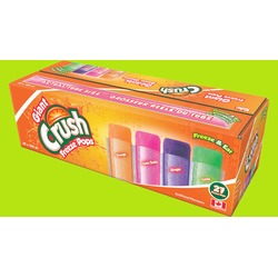 Crush Freeze Pops