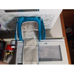 Zatous Portable Hanging Toiletry Bag