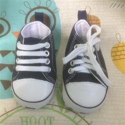 Prewalker Infant Sweet Canvas Sneaker Anti-skid Soft Shoes