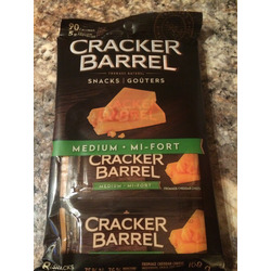 Cracker Barrel Cheese Snacks