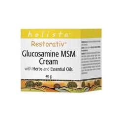 Holista Restorativ Glucosamine & MSM Cream