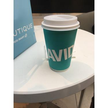 david's tea banana split