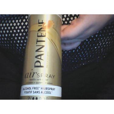 Pantene Airspray Alcohol Free Hairspray
