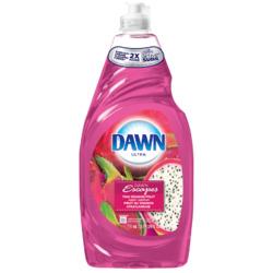 Dawn Ultra Escapes Thai Dragon Fruit Dishwashing Liquid