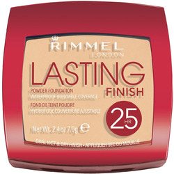 Rimmel lasting finish 25 hour powder foundation