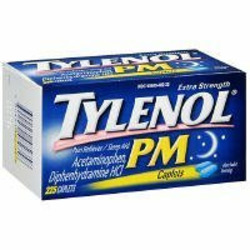 Tylenol PM Reviews In Pain Relief