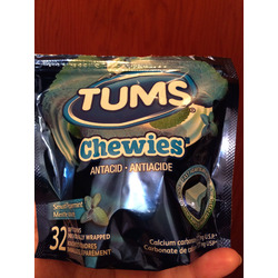 Tums Chewies Antacid