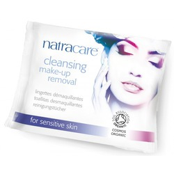 Natracare Cleansing Makeup Wipes