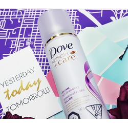 Dove Refresh + Care Volume Dry Shampoo