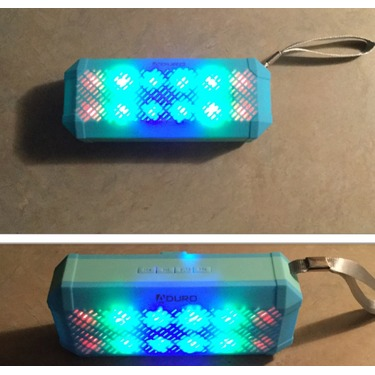 Aduro sound glow wireless Speaker