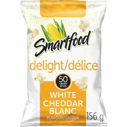 Smartfood Popcorn Delight White Cheddar