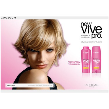L'Oreal Vive Pro Nutri-Gloss Conditioner