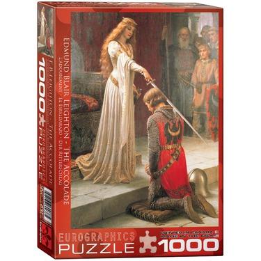 The Accolade by E.B Leighton 1000-Piece Puzzle
