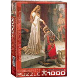 The Accolade by E.B Leighton 1000-Piece Puzzle