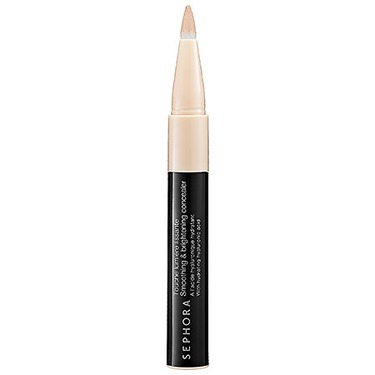 Sephora smoothing and brightening concealer