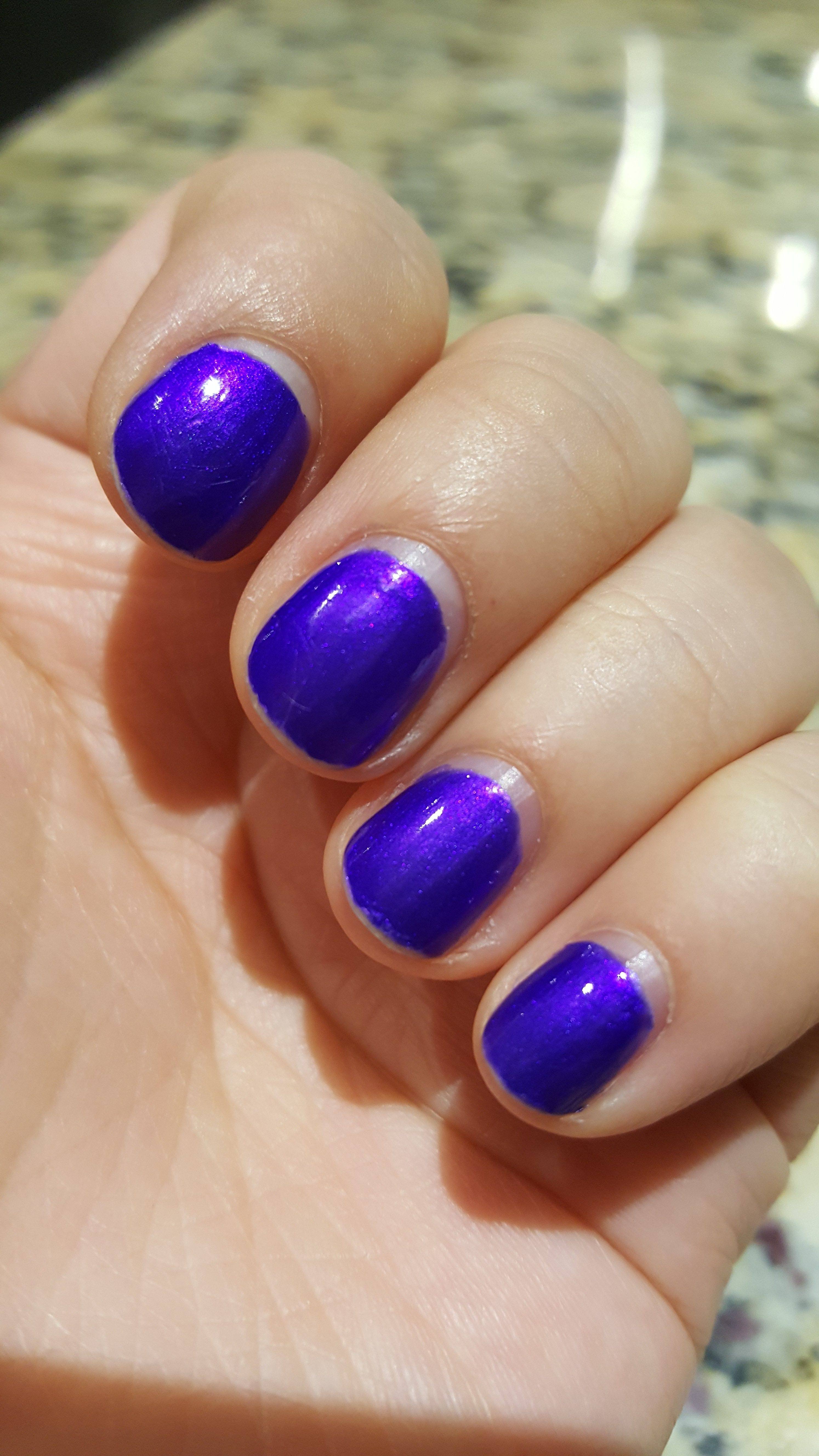 CND CREATIVE PLAY Nail Lacquer Reviews In Nail Polish