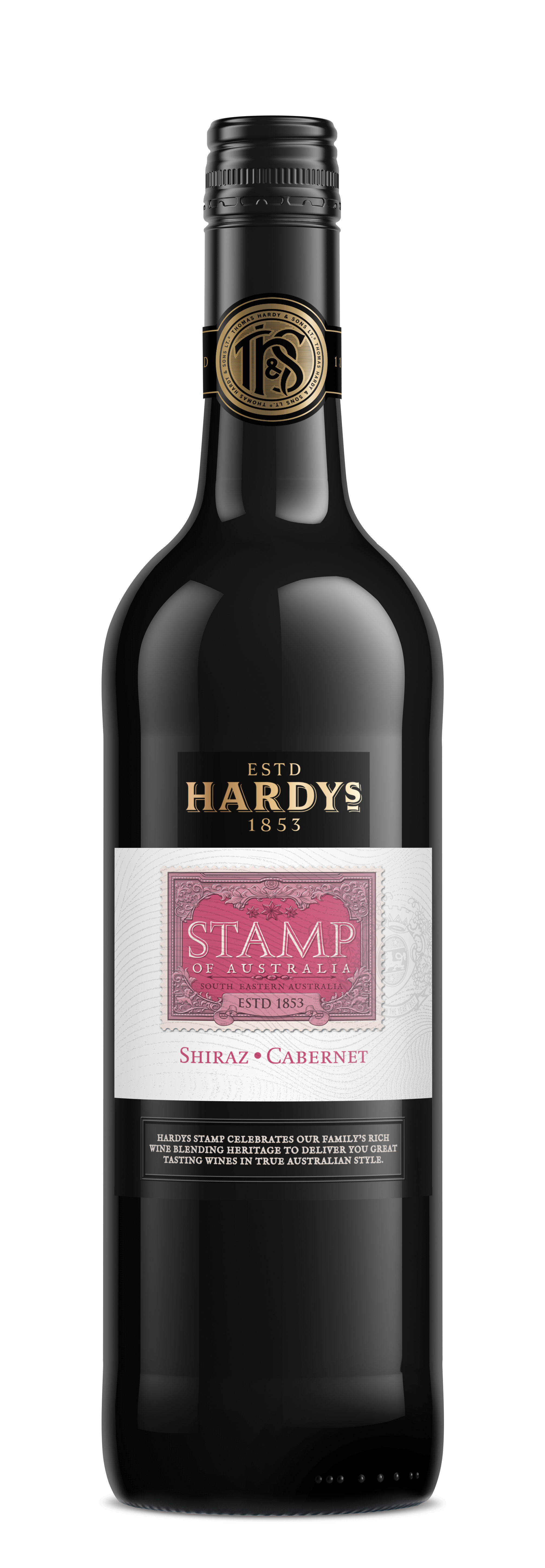 Hardys Stamp Shiraz Cabernet reviews in Red Wine
