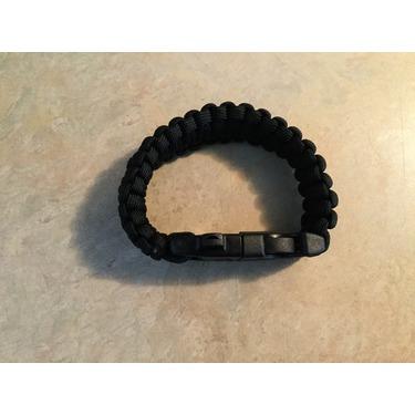 """LSD 9"""" Survival Paracord Bracelet"""