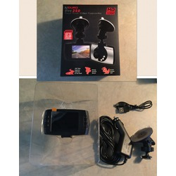 Aduro® U-DRIVE PLUS HD 1080p DVR Dash Video & Audio Camcorder