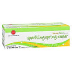 western family sparkling water