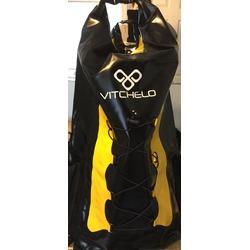 Vitchelo 30L DELUXE Waterproof Dry Bag Backpack w/ Adjustable Shoulder Strap