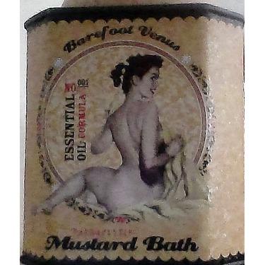 Barefoot VenusTherapeutic Mustard Bath