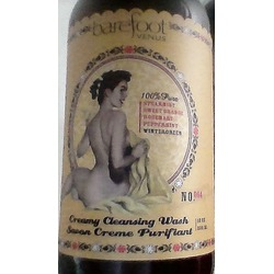 Barefoot Venus Creamy Cleansing Wash