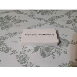 C&L;Carbon Fiber Money Clip