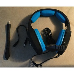 Badasheng BDS-939P 5-in-1 Over-Ear Gaming Headset