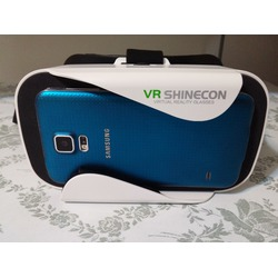 VR SHINECON FOV90 IPD Adjustable 3D VR Virtual Reality Headset for 4.7-6 inches Smartphones